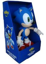 Boneco Sonic Collection  Grandes 25cm -