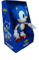 Boneco Sonic World Collection - Sega