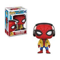 Boneco Spider-Man 265 Spider-Man: Homecoming - Funko Pop! -