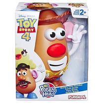 Boneco sr. cabeça de batata woody toy story 4 - hasbro -