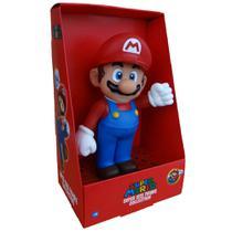 Boneco Super Mario Bros Grande Kart 64 Original Coleção - Super Size Figure Collection