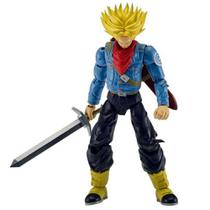 Boneco Super Saiyan Future Trunks Dragon Ball - Fun 8431-2