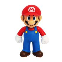 Boneco Super Size Figure Collection Mario Bros Nintendo - Aloa