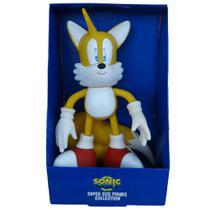 Boneco Tails Grande Sonic Collection - Super Size Figure Collection