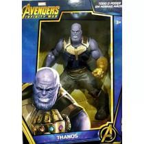 Boneco Thanos Gigante Premium Vingadores Guerra Infinita Mimo -