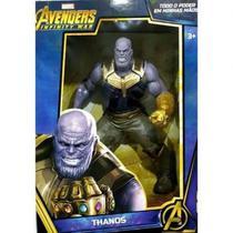 Boneco Thanos Guerra Infinita Marvel 50 cm Brinquedos 564 - Mimo -