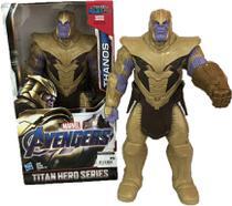 Boneco Thanos Vingadores: Guerra Infinita -Hasbro -