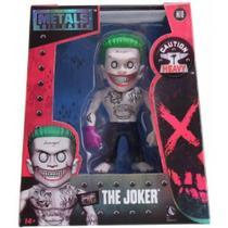 Boneco The Joker Coringa Esquadrão Suicida  10cm Metal Die Cast M19 - Dtc