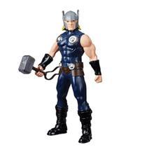 Boneco Thor 24cm Marvel E7695 - Hasbro -
