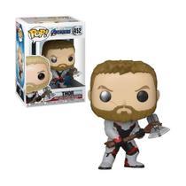 Boneco Thor 452 Marvel Avengers - Funko Pop! -