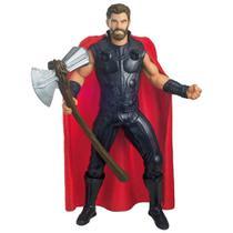Boneco Thor 50 cm - Vingadores Ultimato - Marvel - Mimo -