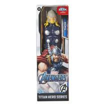 Boneco Thor Armadura Titan Hero E7879 Hasbro -