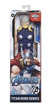 Boneco Thor Avengers Titan Hero Blast Gear E7879 Hasbro -