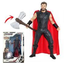 Boneco Thor Premium Gigante 55 Cm Endgame Mimo, 0567  Mimo -