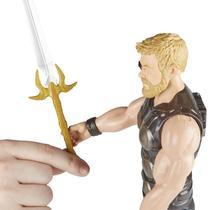 Boneco Thor Titan Avengers F 12 - Hasbro -