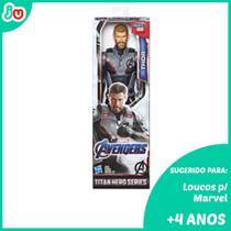 Boneco Thor Titan Hero 30cm Marvel Vingadores Hasbro Figura -