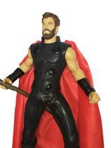 Boneco Thor Ultimato 50cm Articulado - Mimo -