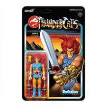 Boneco ThunderCats Lion - Reaction Retro - Super 7 -