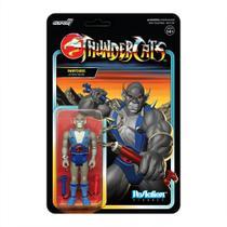 Boneco ThunderCats Panthro - Reaction Retro - Super 7 -