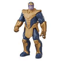 Boneco Titan Hero Deluxe Thanos Blast Gear E7381 - Hasbro -