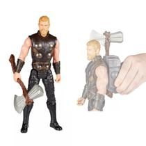 Boneco Titan Hero Power FX Thor - Hasbro