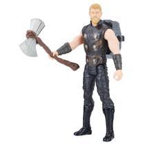 Boneco Titan Hero Series Power FX Marvel Avengers Infinity War Thor - Hasbro -