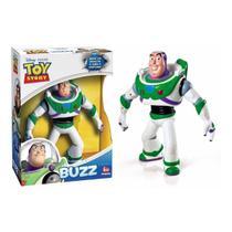 Boneco Toy Store Buzz Lightyear Articulado Educativo 16 Cm - Lider