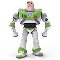 Boneco - Toy Story 4 - Buzz Lightyear Com Som - 38169 - Disney
