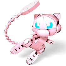 Boneco Transformável - Pokémon - Mega Construx - Mew - Mattel -