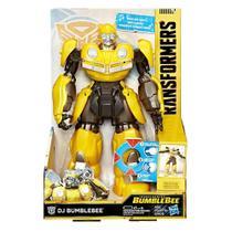 Boneco Transformers Mv6 Dj Bumblebee Hasbro E0850 -