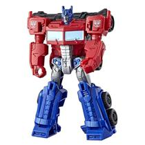 Boneco Transformers Optimus Prime Cyberverse  Hasbro E1883 -