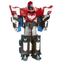 Boneco Transformers Rid Mega 3 Step Optimus Prime B1564 Hasbro -