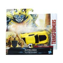 Boneco Transformers The Last Knight - Turno Changer - Bumblebee - Hasbro