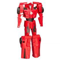 Boneco Transformers - Titan Changers - Robots In Disguise - Sideswipe - Hasbro -