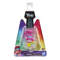 Boneco trolls mini diamante poppy - hasbro e6568