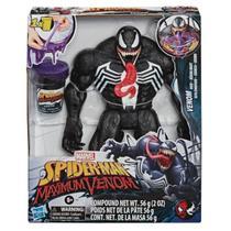 Boneco Venom com Slime Hasbro -