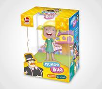 Boneco vinil lila- mundo bita - Lider Brinquedos