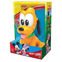 Boneco Vinil Pluto Baby Lider -