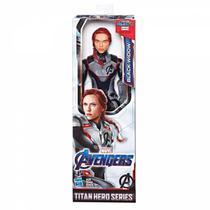 Boneco Viúva Negra Titan Hero Avengers Hasbro -