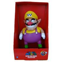 Boneco Wario - Super Mario Bros Grande Original - Super Size Figure Collection