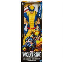 Boneco Wolverine Titan Hero Series 30 Cm Marvel - Hasbro -