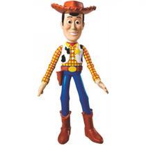 Boneco Woody 18cm de Vinil Original, Lider  Lider Brinquedos -