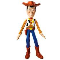 Boneco Woody Toy Story Em Vinil Original Licenciado Líder - Lider