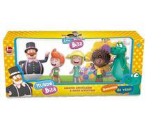 Bonecos de Vinil Mundo Bita - Família Bita - Lider Brinquedos -