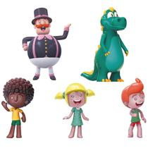 Bonecos De Vinil Mundo Bita Família - Líder Brinquedos -