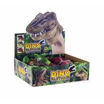 Bonecos Dino Fantoche - Display Com 12 Unidades Dtc -