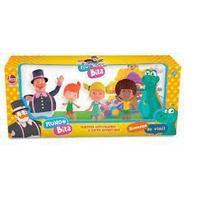Bonecos família  de vinil família mundo bita - Lider Brinquedos
