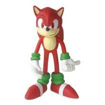 Bonecos Grandes 28cm - Sonic Collection - vermelho - Aloa