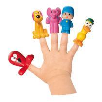 Bonecos Miniaturas Pocoyo - Dedoche - Cardoso -