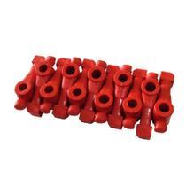 Bonecos Pebolim / Totó vermelho - 11 unidades - Maxxi tacos